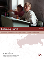 Learning Curve: Education Stories from East & Central Europe and Eurasia