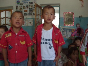 Kyrgyzstan: Growing a Kindergarten