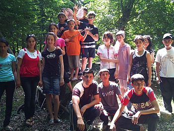 Caucasus: Summer Camp Prompts Intercultural Cooperation