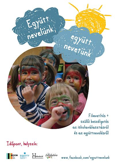 Let's laugh together, let's learn together- Hungarian campaign on inclusive education