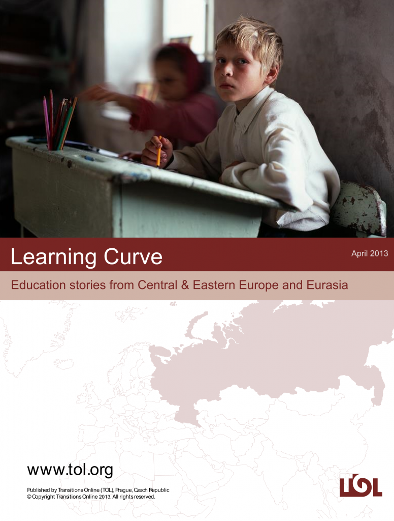 Learning Curve: Education stories from Central & Eastern Europe and Eurasia