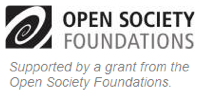 Supported by a grant from the Open Society Foundations.