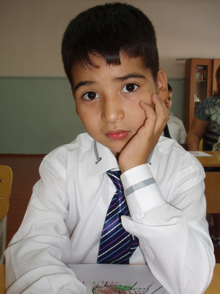 Steps towards Inclusive Education for Children with Autism in Tajikistan