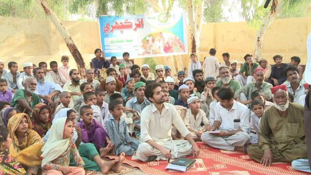 ASER Kachehri Mureed Sethar Village (District Shikarpur Sindh)