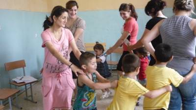 The EU OSI co-funded project aims to include isolated children to preschool.