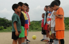 Peace Building Through Football