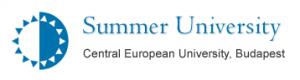 CEU summer university