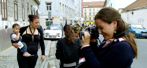 foreign correspondent training