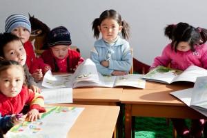 Kindergarden in Ak-Kiya