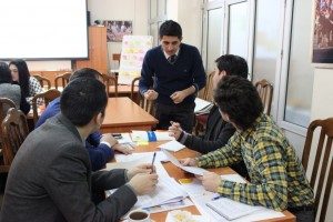 The training is designed particularly for civil servants, NGOs and researchers working in the field of education. Photo by CIE.