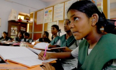 India's ongoing effort to implement the Right to Education Act