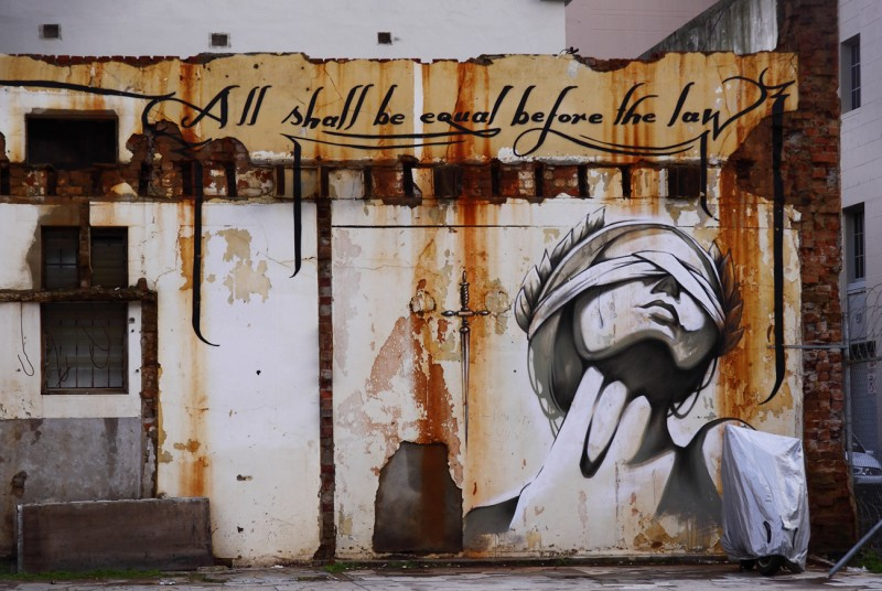 Street Philosophy at City Bowl, Cape Town, Western Cape, South Africa, by Anne Fröhlich on Flickr – CC license-NC-2.0