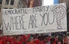 CTU Strike: 'Democratic Party, Where Are You? by firedoglakedotcom. CC- license-SA-2.0