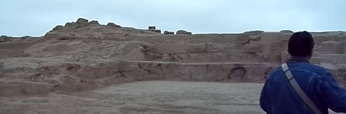 Activists are connecting Peruvians with their country's impressive archaeological heritage