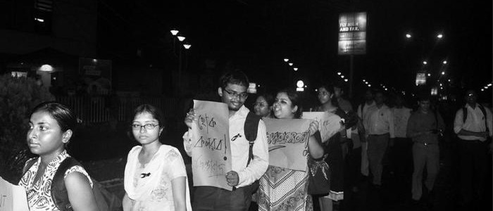 A Student Movement Against a Mishandled Sexual Abuse Investigation Rocks West Bengal