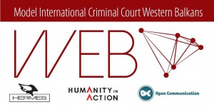 Image courtesy of Model International Criminal Court Western Balkans.